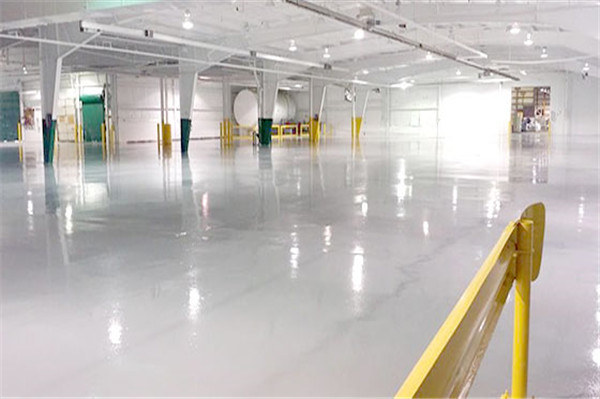 esd epoxy floor coating