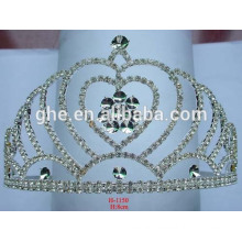 party decorations crown rhinestone pageant crowns sequin tiara and crown