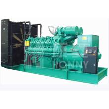Сильная выходная мощность Googol 1000kw 1250kVA Дизельный генератор