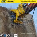 Compactador de placa hidráulica 500kg para excavadora VOLVO 15ton