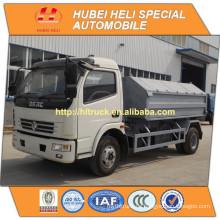 DONGFENG LHD / RHD 4x2 6M3 Müll sammeln LKW 120hp preiswerter Preis heißer Verkauf