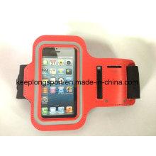 Caja personalizada del teléfono móvil del neopreno de moda, caso del iPhone del neopreno
