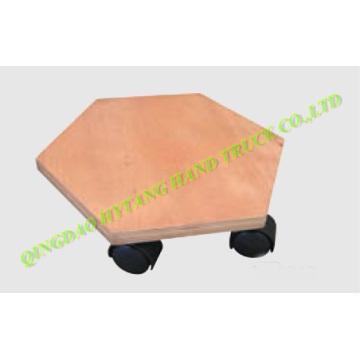 деревянные Mover Долли с 1.5 «рицинус колеса
