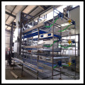 H Type Broiler Poultry Cage Equipment