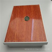Wood Look Aluminium Wabenplatten