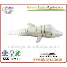 Children Toy Wooden Dolphin toys