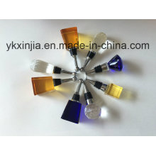 Kitchenware High Quality Crystal Wine Stopper