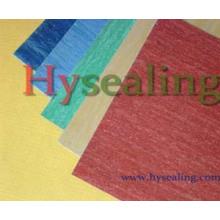 Folha do asbesto com engranzamento de fio (HY-S150M)