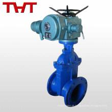 Válvula de portão da haste solenóide de pressão de água elétrica v dc