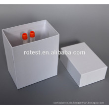 kryogener Rohrkasten aus Pappkarton cryovial box anpassen