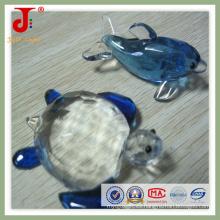 Decoraciones de cristal para animales pequeños (JD-CA-102)