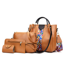 New summer colorful  leather hand bags shoulderbag