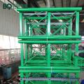 Seção de mastro de talha de construção tipo pintura BQ SC200