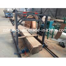 Scie à chaîne portative professionnelle en bois