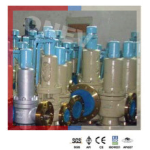 """2-1/2"""" Hand Lever Operated Relief Valve for Water Oil"""