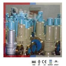 "Válvula de alívio operada por alavanca manual de 2-1 / 2 ""para óleo de água"