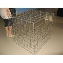 Gabion Box/sechseckiger Maschendraht/Gabione Korb