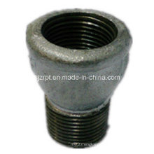 F&M Beaded Galvanized Socket Malleable Iron Pipe Fittings