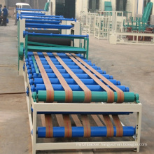 Composite duct sheet metal forming machine