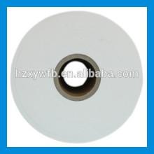 Lapidação transversal / tela não tecida impressa da polpa de madeira poliéster Viscose paralela de Spunlace