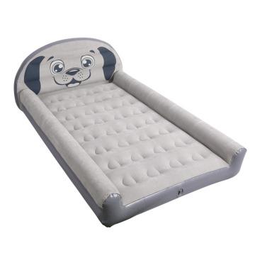 Надувная дорожная кровать для малышей с патентом на защитные бамперы