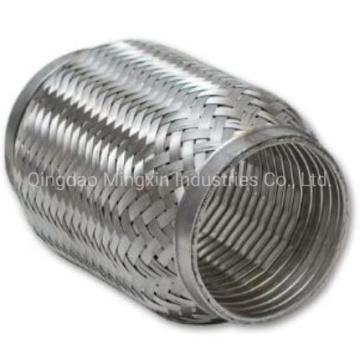 Interlock Stainless Steel Flex Pipe