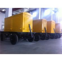 150kVA Trailer Generator Powered by Cummins Engine