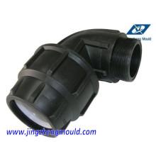 Kunststoff-Polypropylen-Spritzgußform / -formteil