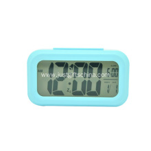Promotional Colorful Plastic Lcd Clock