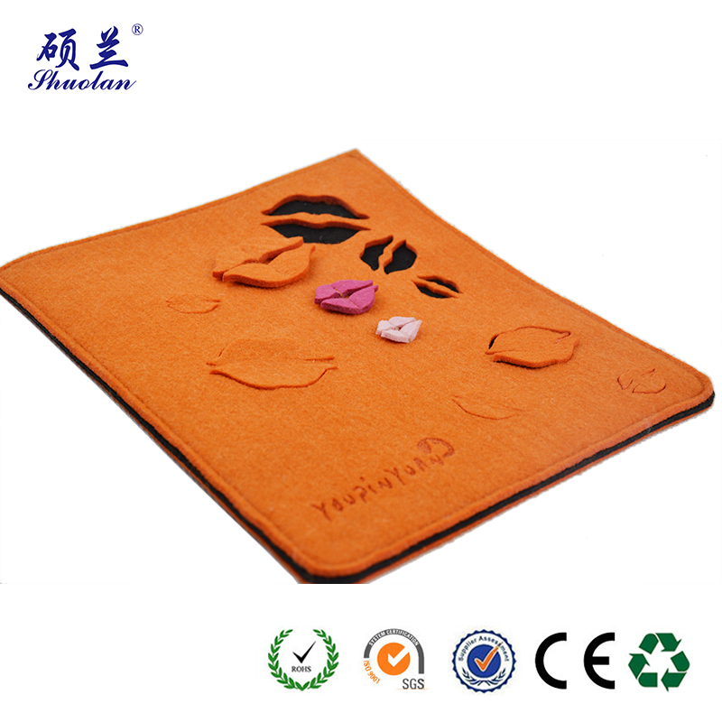 Good Quality Orange Ipad Bag