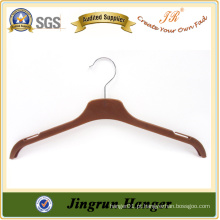 Brown Color Plastic T-shirt Hanger