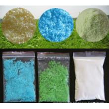 Engrais solubles dans l'eau de poudre / composé granulaire NPK 20-20-20 + Te