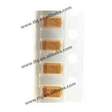 Tantalum Capacitor Solid 10uF 16V A CASE 10% Inward L SMD 3216-18 3 Ohm 125C T/R RoHS TAJA106K016RNJ