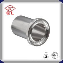 Ferrure de soudure en acier inoxydable sanitaire Ss304 Ss316L