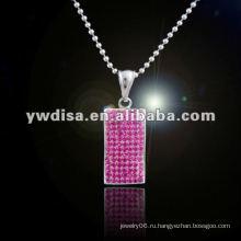 Модные ожерелья дешевые ювелирные изделия из нержавеющей стали 2013 оптовая торговля