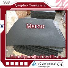 Gymnasium Flooring Rubber Factory Direct Indoor Rubber Tile Rubber Floor Tile
