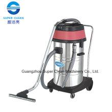 Aspirador en húmedo y seco 80L de acero inoxidable