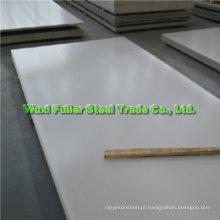 Folha de aço inoxidável laminada a quente com padrão AISI ASTM