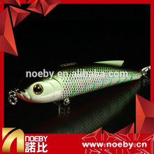 Pêche dure Appât appâts durs appâts de pêche en plastique Appâts de crayon