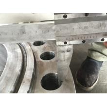Joint d'anneau de bride de cou de soudure de la catégorie F42 d'ASTM A694, bride d'ASTM A694 F42, bride de F70 Wn Rtj