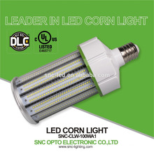 SNC LED energy saving corn light 100W DLC UL CUL listed for store/street/supermarket/home/office using