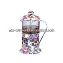 Wholesale Lovely New Design 350ML Metal Perfect Tea Maker