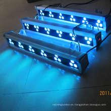 Luz de la colada del LED del poder más elevado de 54W RGBW