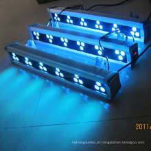 Luz de lavagem de LED de alta potência de 54W RGBW