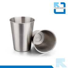 400ml Large Capacity Stainless Steel Beer Cup and Mug