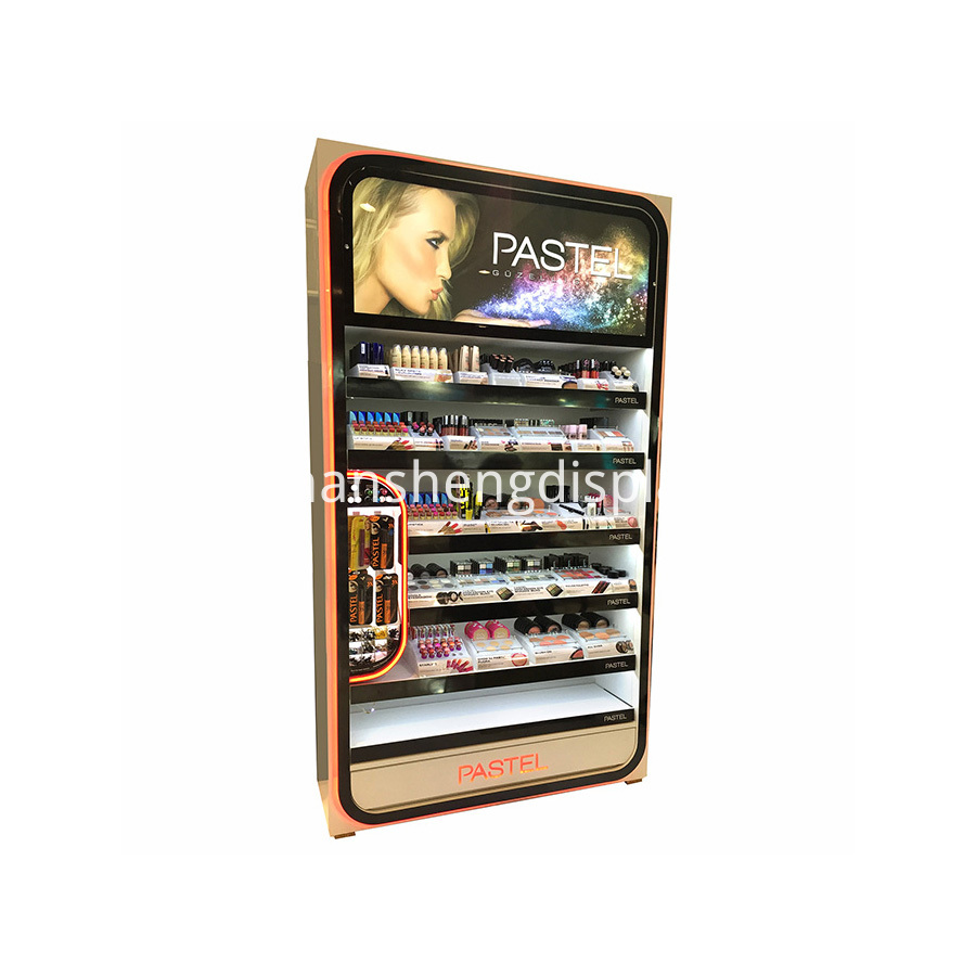cosmetics counter for beauty shop