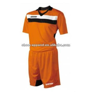 Mens WANAX Soccer jersey Football suit