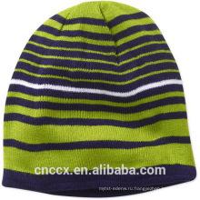 15STC4007 полосатый кашемир beanie шляпа