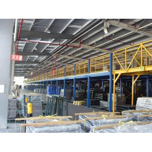Structure Industrial Warehouse Mezzanine Floors