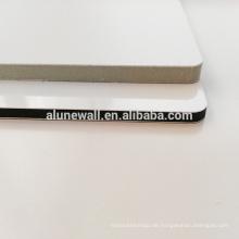 3mm / 4mm / 6mm feuerfeste Aluminiumverbundplatte acp